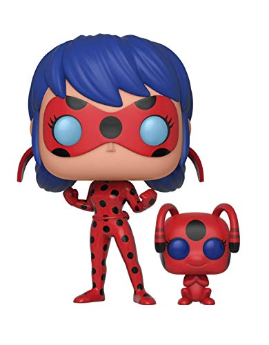 Funko Figurine Miraculous Ladybug & Tikki Pop 10cm 0889698286374
