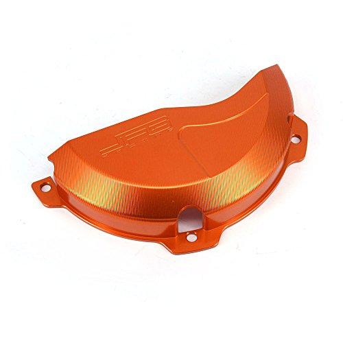 JFG RACING alluminio billet arancione motore frizione custodia di protezione schermo per K.T.M EXC 250EXC 30009–16, 250SX 09–15