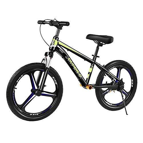 ZLI Bicicleta Equilibrio Bicicleta de Equilibrio con Ruedas 16in/18in/20in - Estructura de Acero Resistente, Adulto Bicicleta de Entrenamiento Deportivo al Aire Libre con Freno y Reposapiés