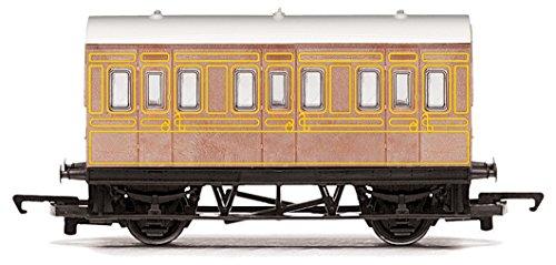 Hornby Gauge Railroad LNER 4 Roue de Coach