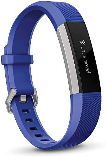 Aces Activity Tracker for Kids 8 Power Blue and Purple/Stainless Steel One Size (Blue)