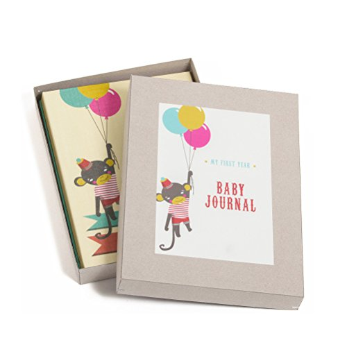 Baby Journal Baby Tagebuch My first Year 88 Seiten in deutsch und englisch