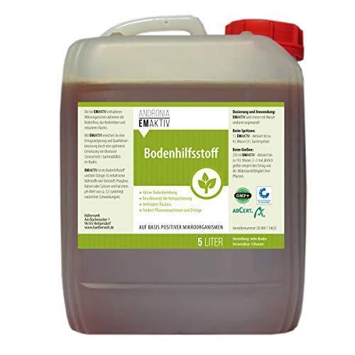 EmAktiv Effektive Mikroorganismen Hilfsstoff | Universal