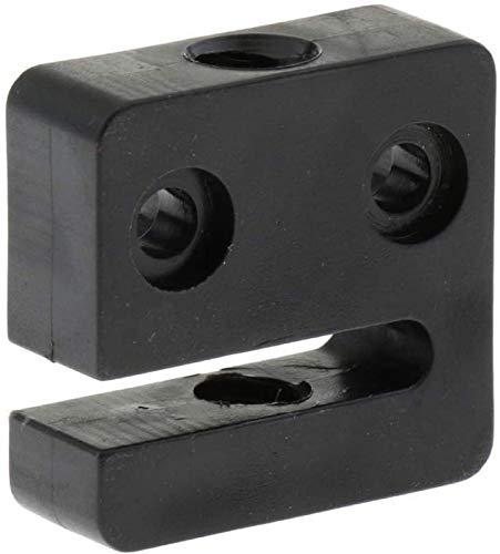 JJDSN 3D Printers T8 2mm Pitch T Thread POM Trapezoidal Screw Nut Seat, 3D Printer Replacement Accessories - 4mm Lead