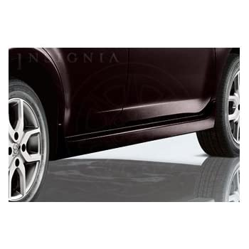 Genuine Nissan Accessories G68E0-1FC2D Golden Ginger Body Side Sill