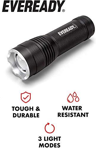 Energizer Eveready Torcia Tattica a LED, Confezione da 1