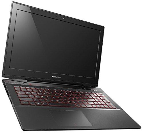 Lenovo Y50 15.6″ Full HD Gaming Notebook Computer, Intel Core i7-4700HQ 2.4GHz, 16GB RAM, 1TB + 8GB Hybrid SSHD, NVIDIA GTX-860M, Windows 8.1