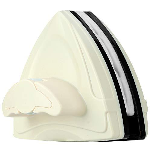 Lavavetri Magnetico | Pulisci Lava Vetri per Finestre a Vetro Singolo, Vetro Doppio da 3-28mm | Doppia Faccia Pulizia Vetri, Aderenza Regolabile Pulitore Vetri