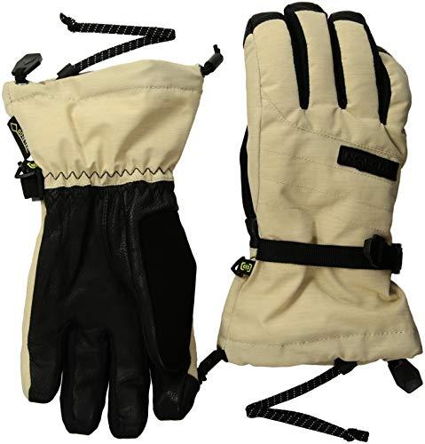 Burton Damen Deluxe GORE-TEX Handschuh Snowboard Pebble Heather, S