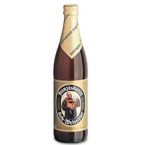Birra FRANZISKANER Heffe 0.500 lt. vetro a perdere - Scatole da 20 bottiglie
