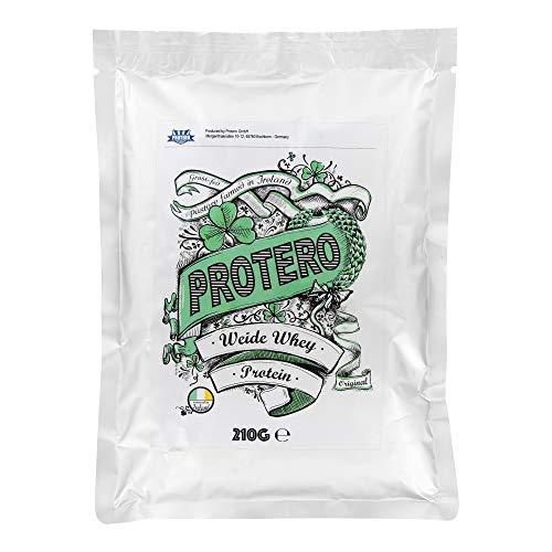 Protero Weide Whey Protein | Neutral Primal 210g | Natürliches Eiweißpulver aus irischer Weidemilch