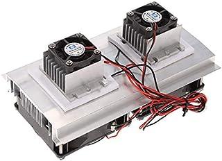 Mini sistema refrigerante con 1 celda de Peltier – Sistema