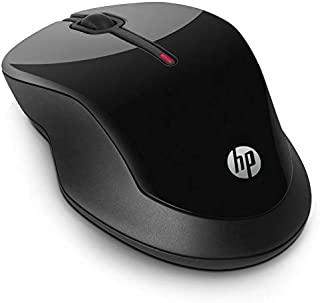 Hp X3500 Wireless Mouse Black Glossy