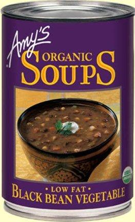 Black Bean Soup 398ml Amys Free Shipping Cheap Bargain Gift Topics on TV Brand: