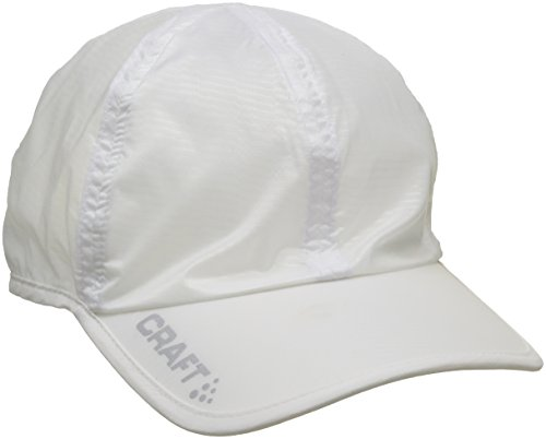 Craft UV Cap White One Size Schildkappen