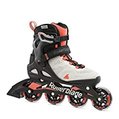 IMPROVED FITNESS - Designed for casual inline skating and entry-level training with secure support FLEX & LATERAL SUPPORT - Higher cuff provides extra stability for balance and secure foot hold FORM FIT PERFORMANCE LINER WITH ENGINEERED MESH - Comfor...