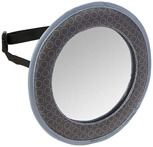 Espelho Retrovisor Para Banco Traseiro, Multikids Baby, Preto, tamanho único