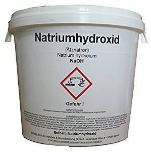 Natriumhydroxid (Ätznatron) 10 KG
