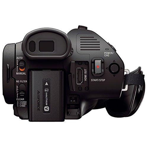ソニー4KビデオカメラHandycamFDR-AX700