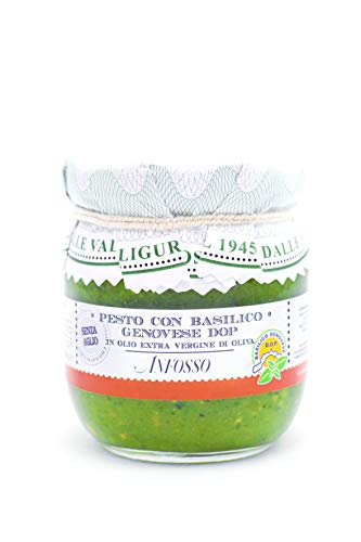 Olio Anfosso Basilikum-Pesto