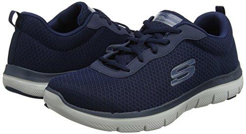 Skechers Flex Advantage 2.0-Dayshow Sneaker, Blau - 7