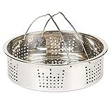 Emeril Everyday Pressure Cooker Air Fryer Replacement parts (6 QT Steamer Basket Y6D-AF-36B)