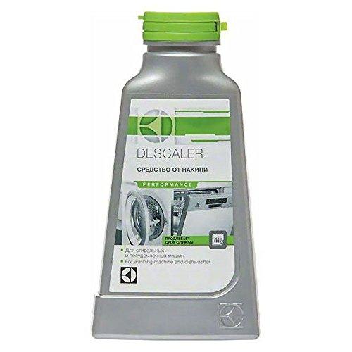 SPARES2GO Limescale Descaler Granules voor Electrolux Vaatwasser/Wasmachine (200g)