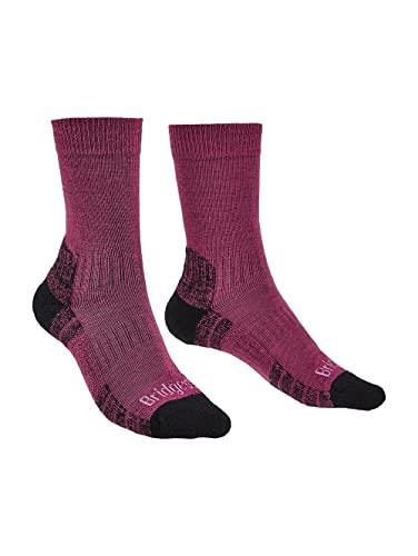 Bridgedale Damen Merino Endurance Socken, leicht, Stiefelhöhe, Gr. S