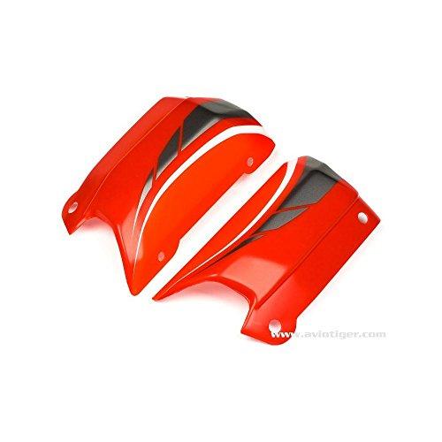Baja 5B peinture de corps de c?t? (rouge / blanc / gris) 102 238 (Japon import / Le paquet et le manuel sont ?crites en japonais)