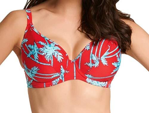 Freya South Pacific Underwired Deep Plunge Bikini Top 34JJ
