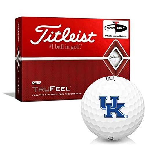 Titleist TruFeel Kentucky Wildcats Golf Balls