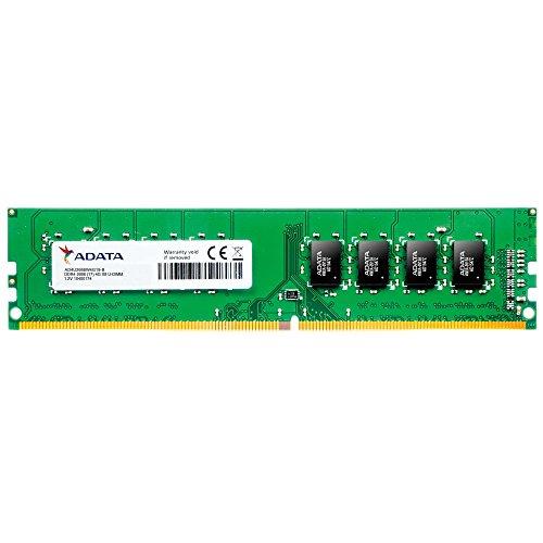 Memória ADATA AD4U2666W4G19-S 26666 MHz 4GB DDR4 para desk