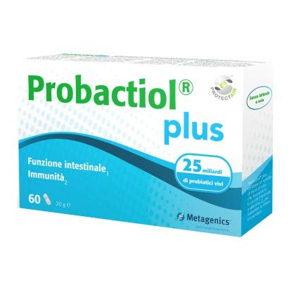 Metagenics Probactiol Plus 60 Capsule