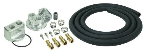 Derale 15715 Engine Oil Filter Relocation Kit