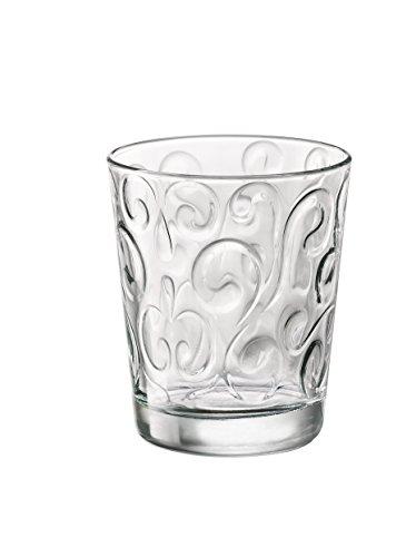 Bormioli Naos Cestino Bicchieri, 3 unità