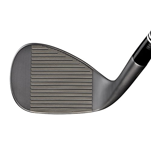 Product Image 4: Cleveland Golf Men's RTX-3 VLG Wedge, Left Hand, Steel, 60 Degree, Black Satin