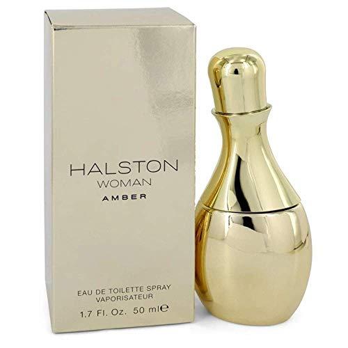 Halston Amber Eau De Toilette Spray 50ml
