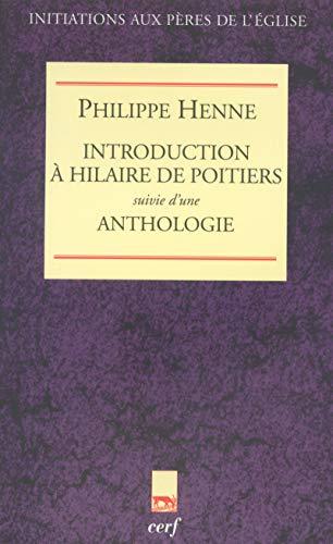 Introduction à Hilaire de Poitiers