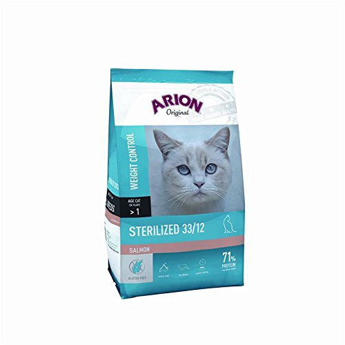Arion Cat Original Sterilized 33/12 Salmon | 2 kg