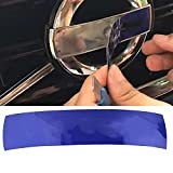 Logotipo de la capucha Para Volvo Placa de identificación Signo Etiqueta Etiqueta de etiqueta para VOLVO XC90 XC60 S60 XC70 S80 S40 V40 V60 D2 D5 Volvo Rejilla delantera Pegatina de parachoque Logotip