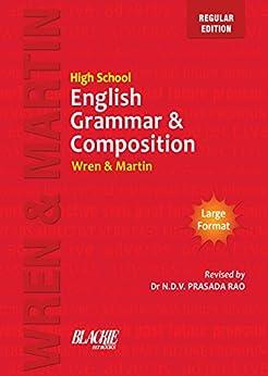 High School English Grammar and Composition Book (Regular Edition) by [Wren, Martin]