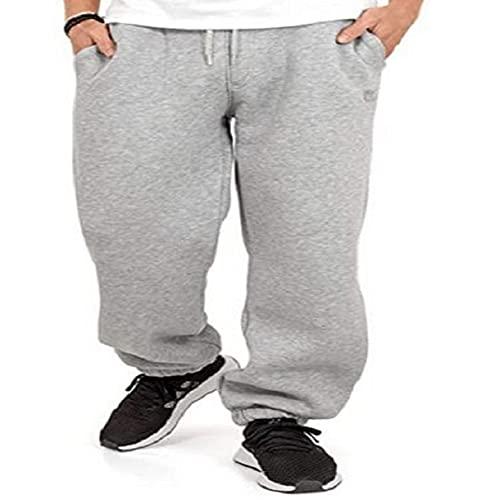 RITOSTA Pantalones Deportivos de Felpa Gruesa para Hombre Pantalones Joggers Casuales Gimnasio...