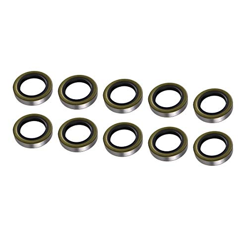 Lippert 333963 RV and Trailer Axle Grease Seal 5200LB - 8000LB 2.25' ID (10 pack)