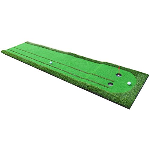 Why Should You Buy ZTJQD Golf Precision Two-Way Putter Exerciser, Indoor Mini Green Exerciser, 0.75Ã...
