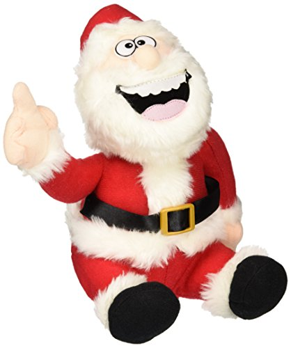 'Pull My Finger Farting Santa' - Holiday Gag Gift