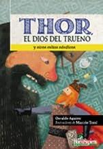 Thor El Dios Del Trueno Y Otros Mito