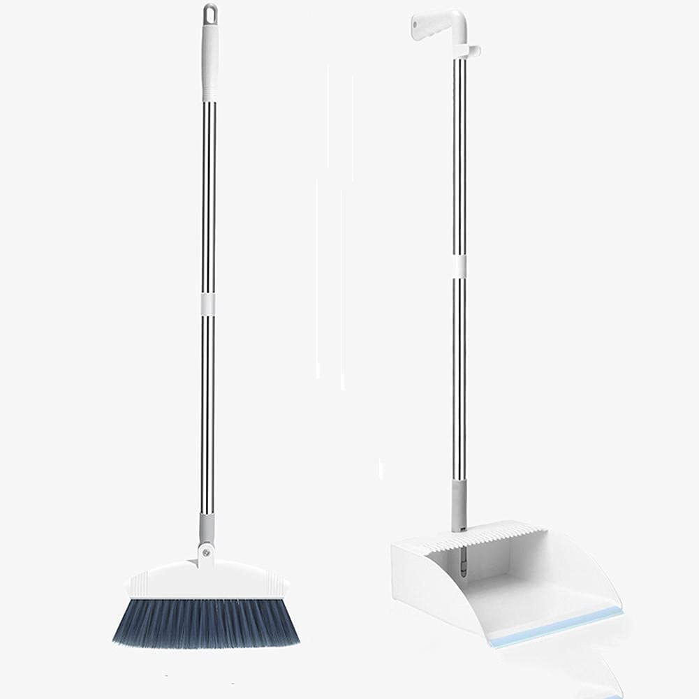 QWSNED Choice Broom and Dustpan Set Home Long-Handled 25% OFF for