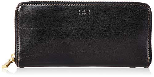 [タケオキクチ] 財布 ラウンドファスナー型 エリア 266617 クロ