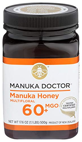 Multifloral Manuka Honey MGO 60+ (1.1 LB)