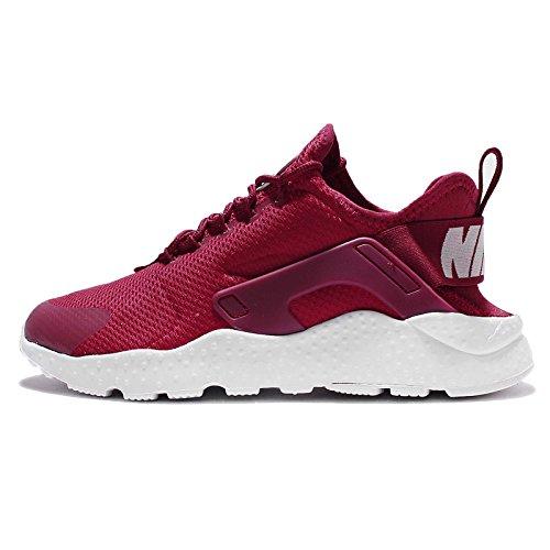 Nike W Air Huarache Run Ultra, Scarpe da Corsa Donna, Rojo (Rojo (Noble Red/White), 36 EU